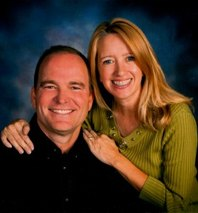 Pastor Jeff and wife Angela
